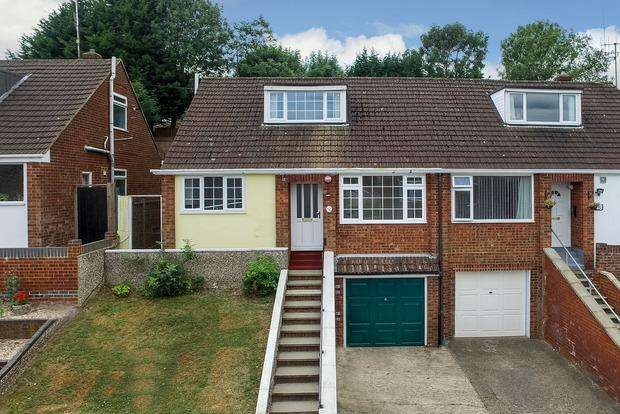 3 Bedrooms Bungalow for sale in Saywell Road, Luton, LU2