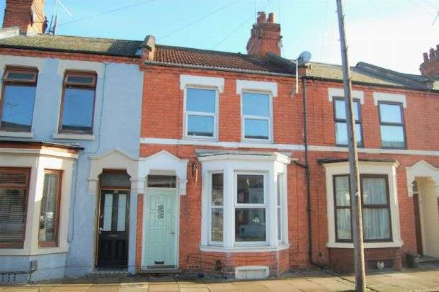 3 Bedrooms Terraced House for sale in Purser Road, Abington, Northampton NN1 4PQ