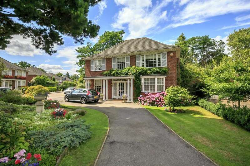 5 Bedrooms Detached House for sale in Dickens Close, Petersham