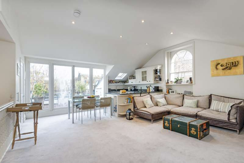 3 Bedrooms Flat for sale in Randolph Road, Little Venice