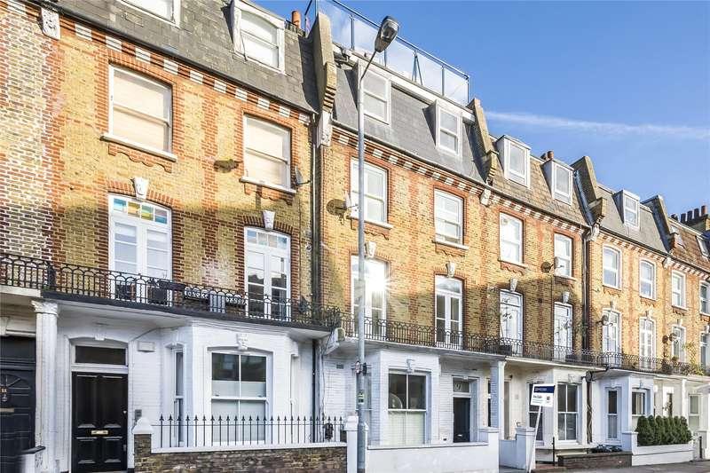 1 Bedroom Flat for sale in Boutflower Road, London, SW11