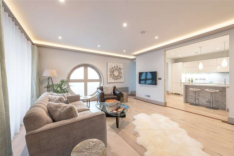 3 Bedrooms Flat for sale in Trinity Court, Gloucester Terrace, London, W2