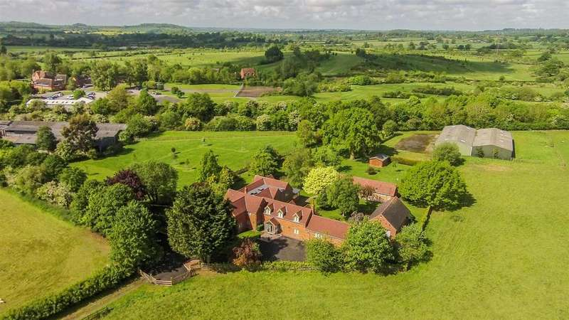 6 Bedrooms Farm House Character Property for sale in Birmingham Road, Henley-In-Arden