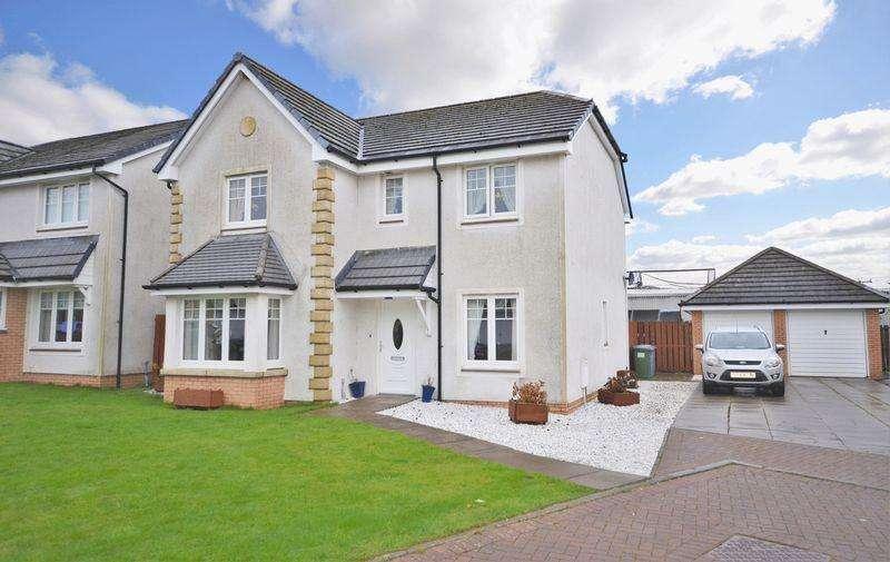 5 Bedrooms Detached Villa House for sale in 7 Low Burnside, Cumnock, KA18 1NX
