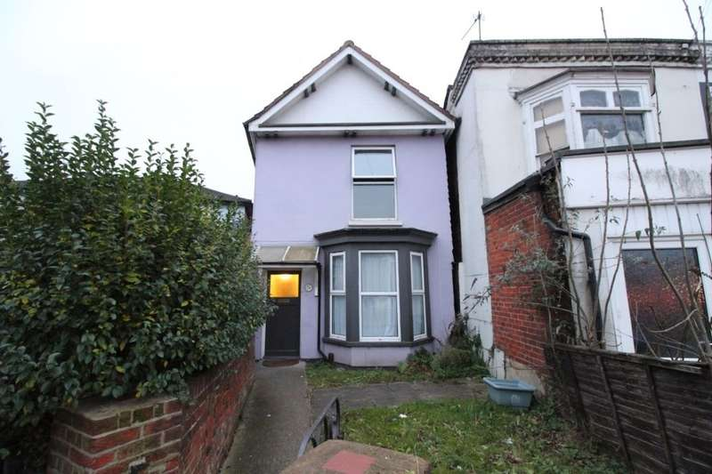 3 Bedrooms Detached House for sale in Shirley Road, Southampton, SO15