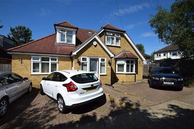 4 Bedrooms Detached House for sale in Hunters Lane, Leavesden
