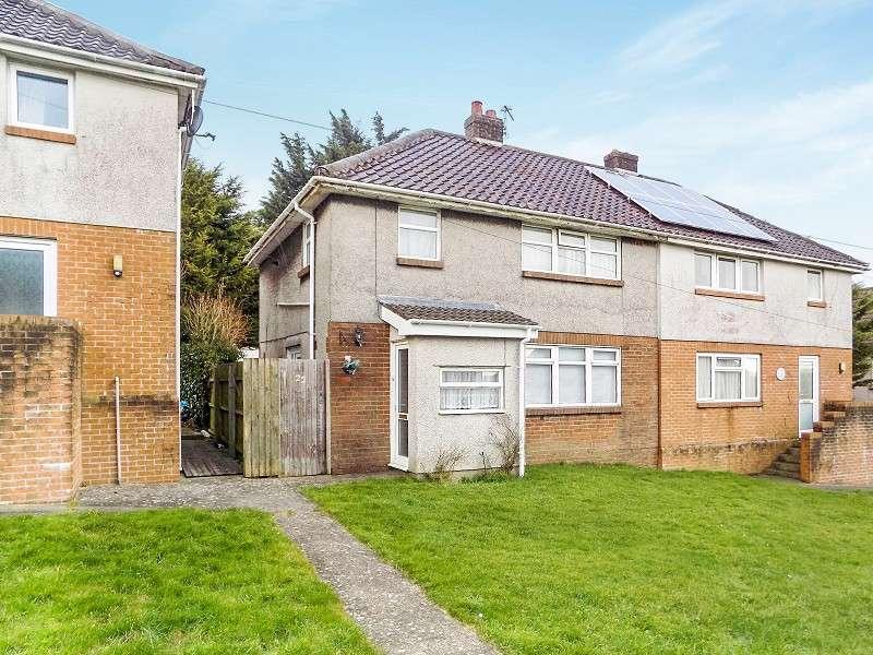 3 Bedrooms Semi Detached House for sale in Ffordd Ganol , Bridgend. CF31 1TR