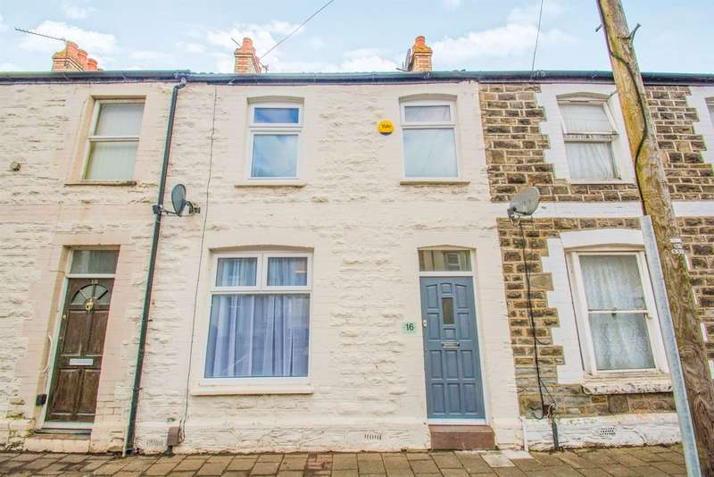 3 Bedrooms Terraced House for sale in Bradley Street, Cardiff