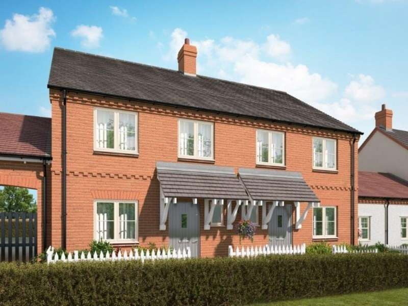 3 Bedrooms Semi Detached House for sale in Dawsons Road, Osgathorpe