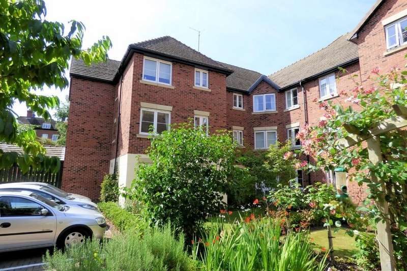 1 Bedroom Apartment Flat for sale in Mellor Lodge, Uttoxeter