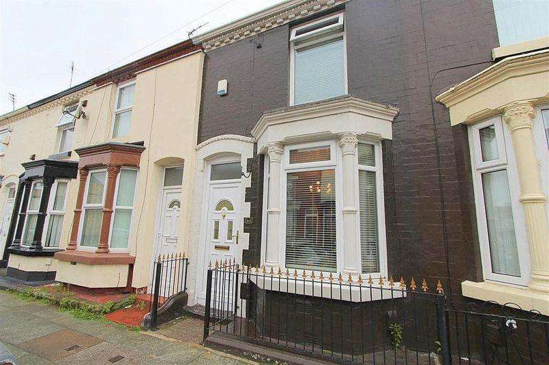 2 Bedrooms Terraced House for sale in Macdonald Street, Wavertree