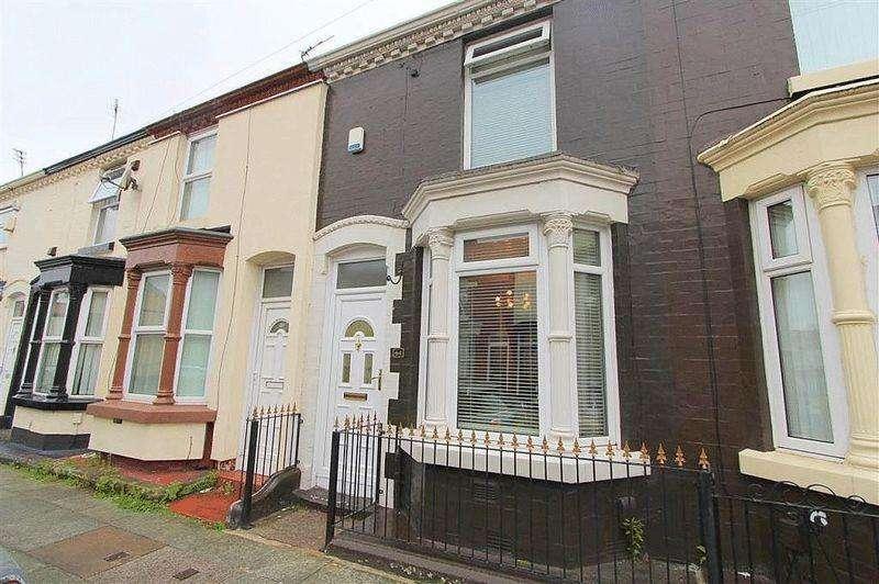 2 Bedrooms Terraced House for sale in Macdonald Street, Wavertree