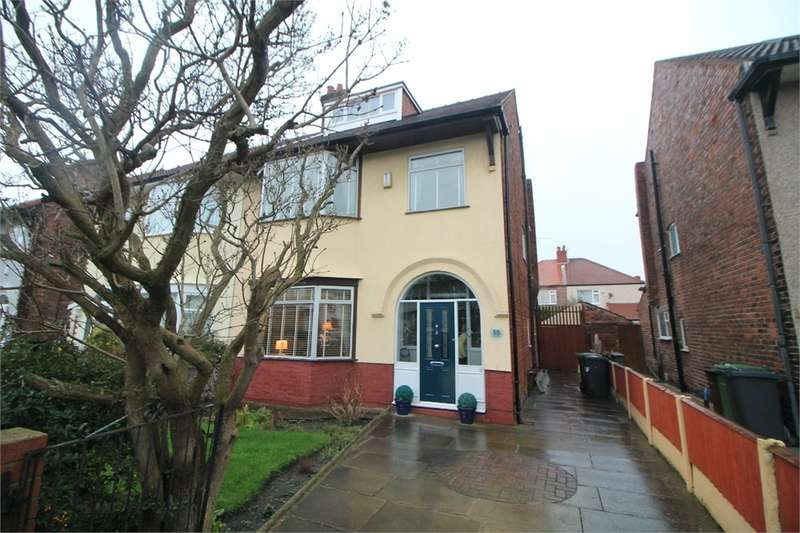 4 Bedrooms Semi Detached House for sale in Kingsway, Waterloo, Merseyside, Merseyside