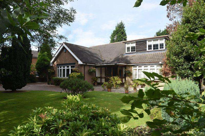 4 Bedrooms Detached House for sale in Broad Lane South, Wolverhampton