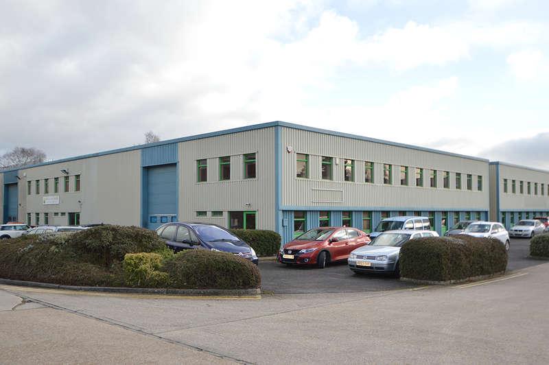 Warehouse Commercial for rent in Unit 1 Cedar Trade Park, Cobham Road, Ferndown Industrial Estate, Wimborne, BH21 7SD