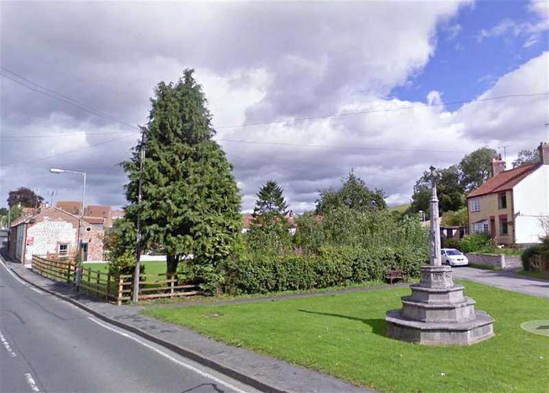 Land Commercial for sale in Back Street, Langtoft, East Yorkshire