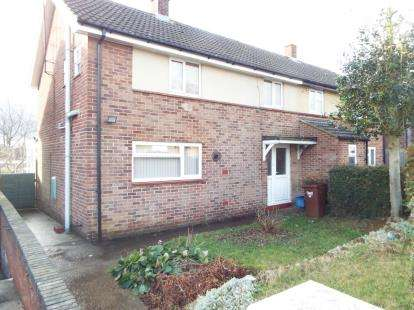 3 Bedrooms Semi Detached House for sale in Bretch Hill, Banbury, Oxfordshire