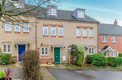 3 Bedrooms Terraced House for sale in Hazel Farm, Totton, Southampton