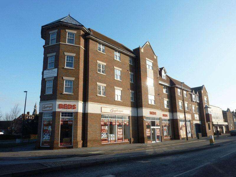 2 Bedrooms Apartment Flat for sale in Sussex Road, Haywards Heath