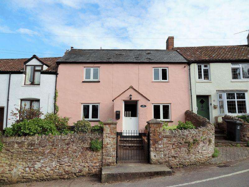 3 Bedrooms Terraced House for sale in Castle Street, Nether Stowey