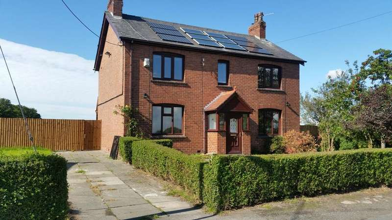 4 Bedrooms Detached House for rent in Pygons Hill Lane, Lydiate , Merseyside, L31 4JF