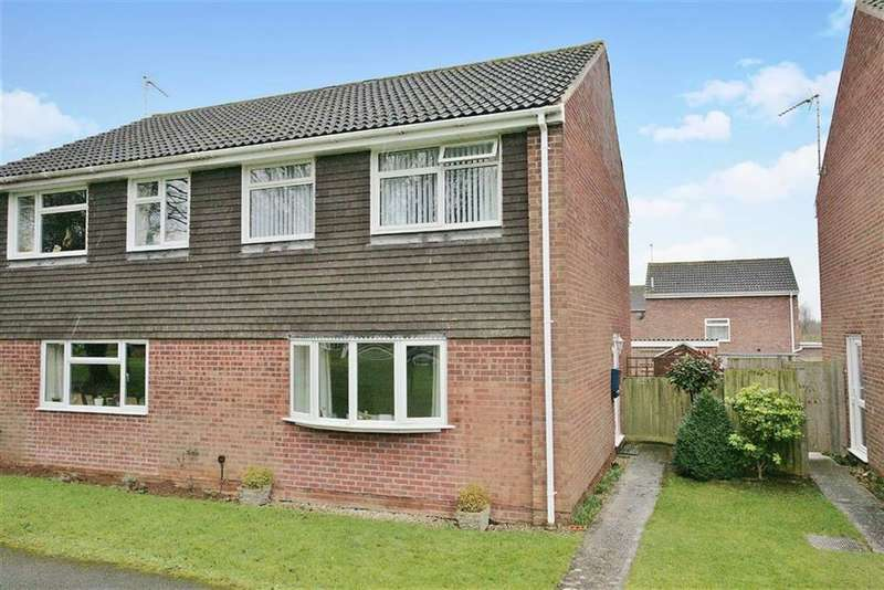 3 Bedrooms Semi Detached House for sale in Cheviot Way, Banbury, Oxfordshire, OX16