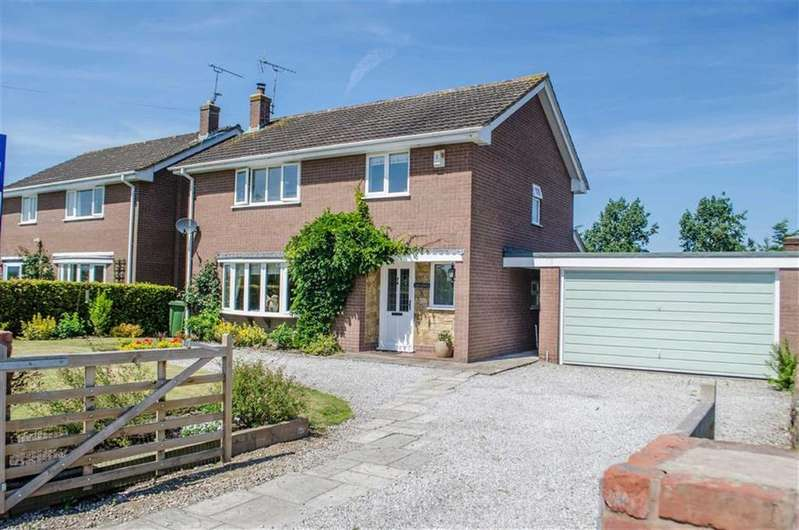 4 Bedrooms Link Detached House for sale in Frog Lane, Holt, Wrexham, Holt