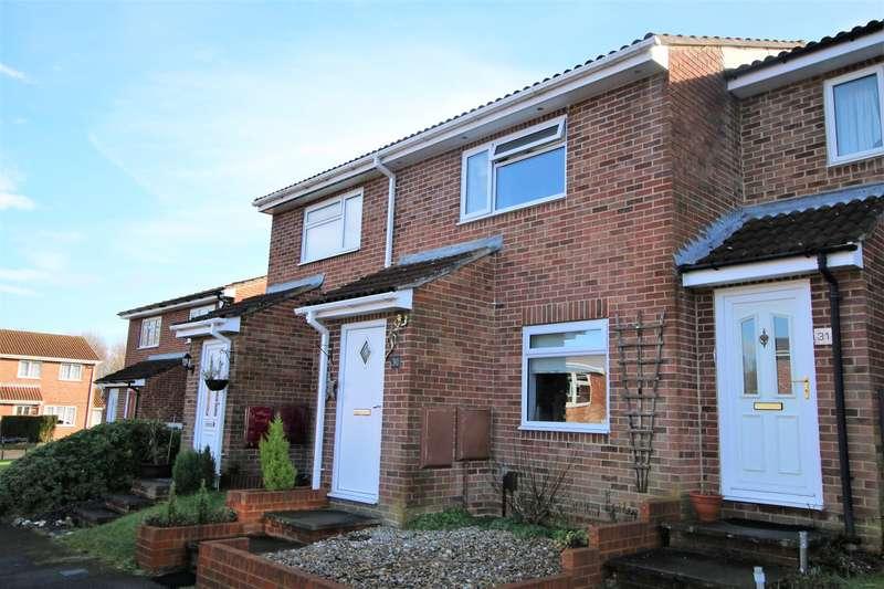 2 Bedrooms Terraced House for sale in Ellington Drive, Basingstoke, RG22