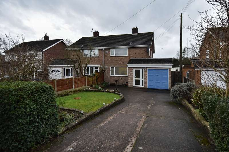 3 Bedrooms Semi Detached House for sale in Wildmoor Lane, Catshill, Bromsgrove, B61