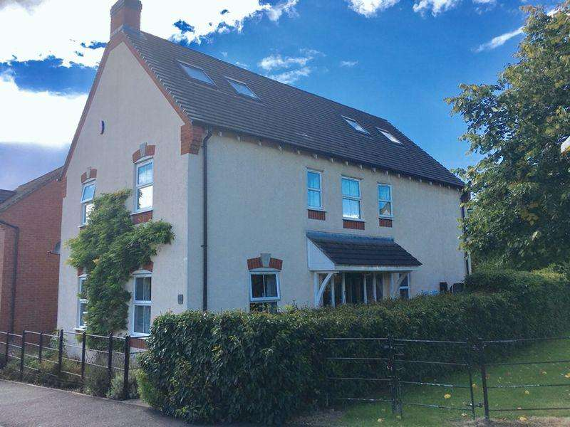6 Bedrooms Detached House for sale in Essex Drive, Swadlincote