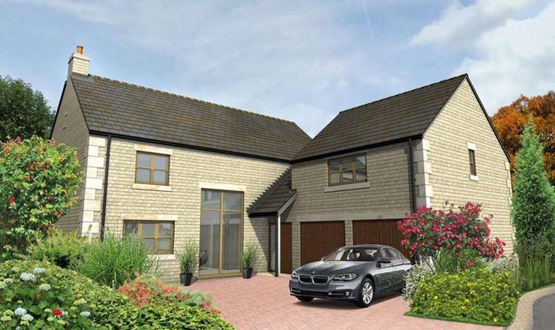 5 Bedrooms Detached House for sale in The Pasture, Listerdale Court