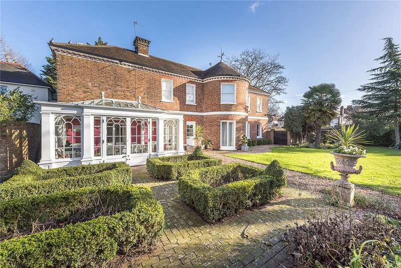 5 Bedrooms House for sale in Mortlake Road, Richmond, TW9