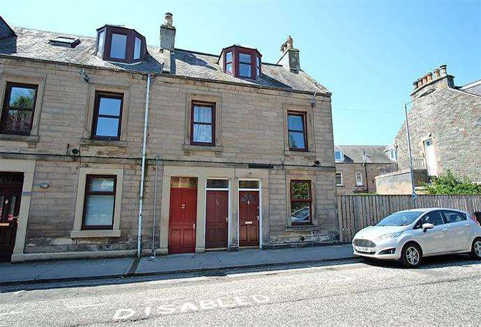 1 Bedroom Flat for sale in 114 Gala Park, Galashiels, TD1 1EZ