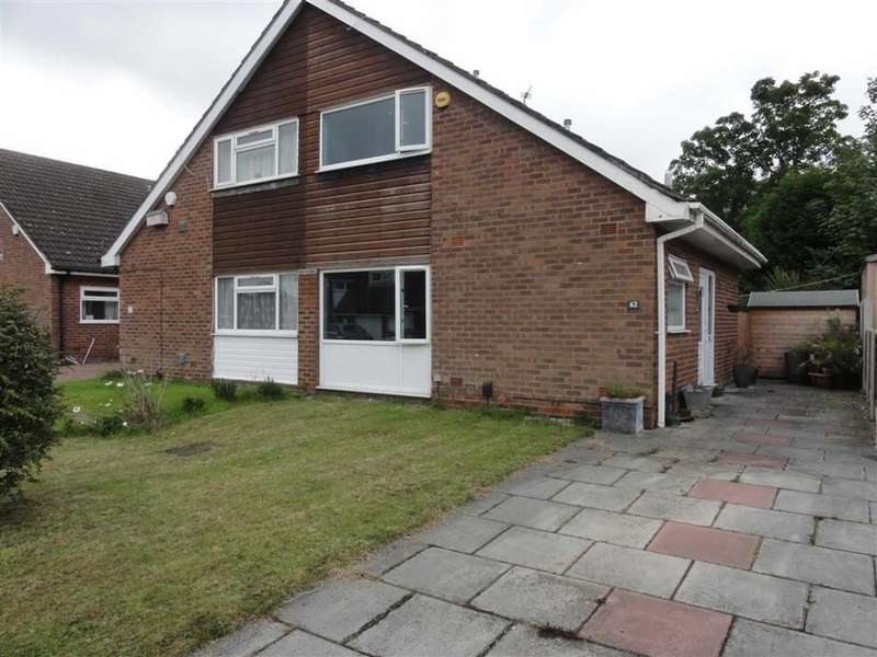 2 Bedrooms Semi Detached House for sale in Eastleigh Road, Heald Green