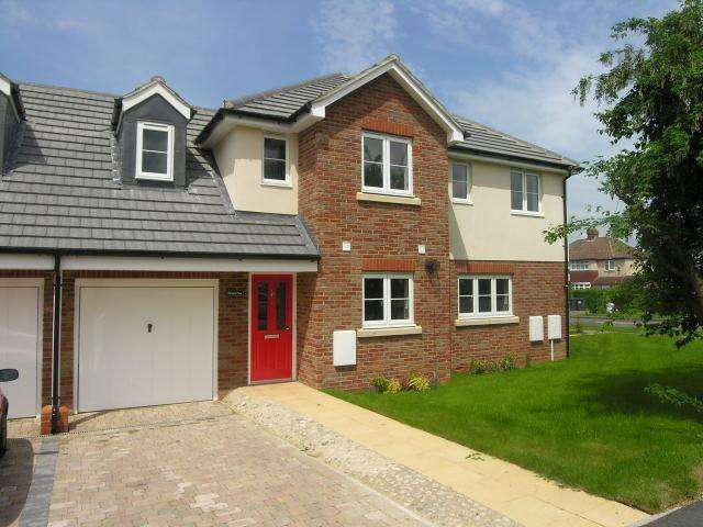 3 Bedrooms Terraced House for sale in Orchard Place, Mayne Avenue, Luton, Bedfordshire, LU4 9GQ