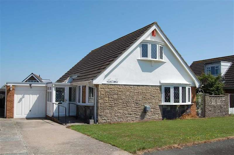 2 Bedrooms Detached Bungalow for sale in Llys Gwyn, Penrhyn Bay, Llandudno