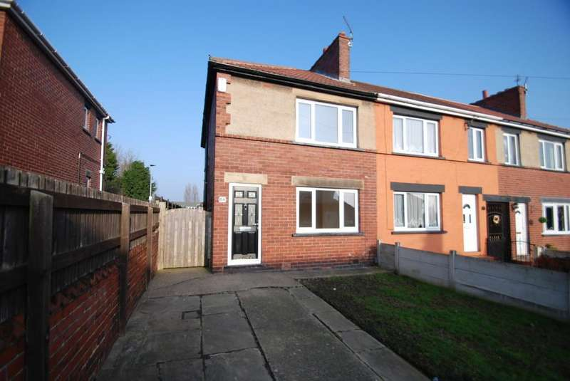 2 Bedrooms Town House for sale in Regent Crescent, New Lodge, Barnsley S71