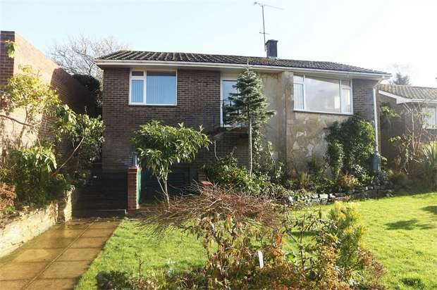 3 Bedrooms Detached Bungalow for sale in Carisbrooke Court, Romsey, Hampshire