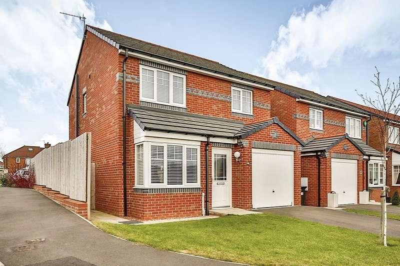 3 Bedrooms Detached House for sale in Chester Burn Close, Pelton Fell, Chester Le Street, DH2