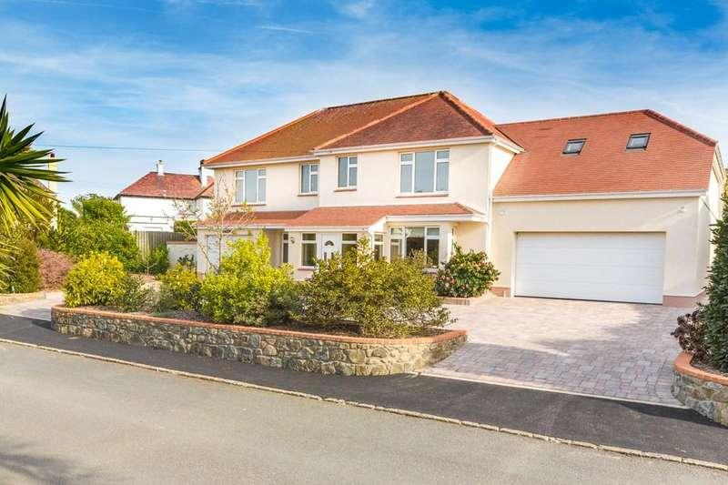 4 Bedrooms Detached House for sale in Clos De Colborne, St. Peter Port, Guernsey