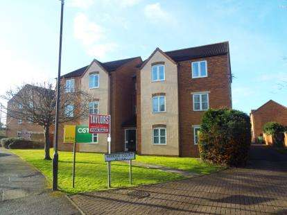 1 Bedroom Flat for sale in Mimosa Court, Wisteria Way, Gloucester, Gloucestershire