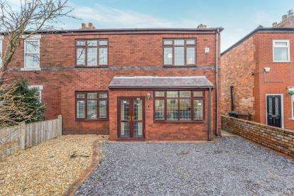 2 Bedrooms Semi Detached House for sale in Stamford Road, Southport, Lancashire, Uk, PR8