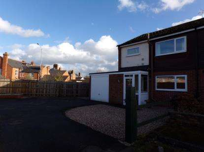 3 Bedrooms Semi Detached House for sale in Evesham Road, Stratford Upon Avon, Warwickshire