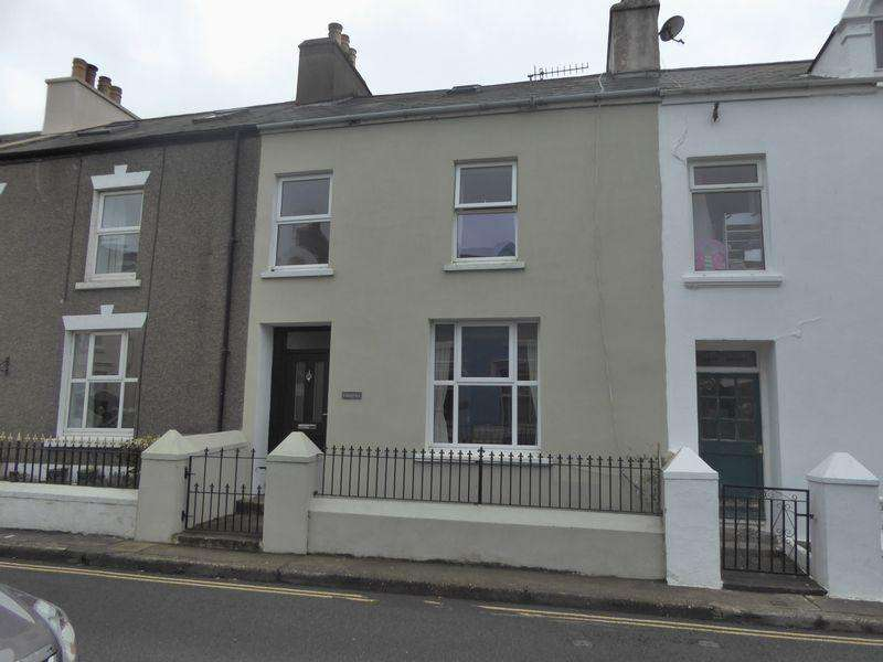 4 Bedrooms Terraced House for sale in Four Roads, Isle Of Man