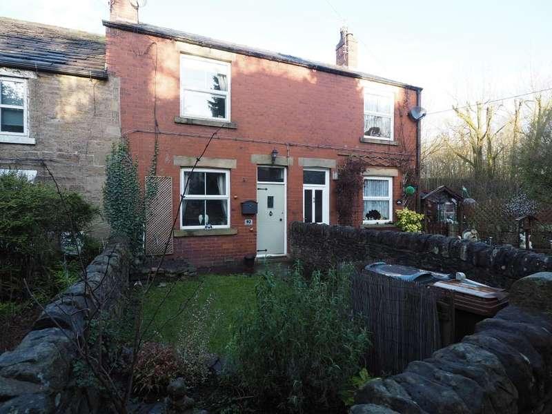2 Bedrooms Terraced House for sale in Market Street, Chapel-en-le-Frith, High Peak, Derbyshire, SK23 0HZ
