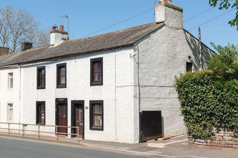 3 Bedrooms Terraced House for sale in 4 Old Post Office Row, Eamont Bridge, Penrith