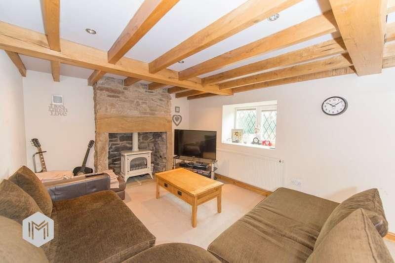 3 Bedrooms Cottage House for sale in Peel Cottages, Affetside, Bury, BL8