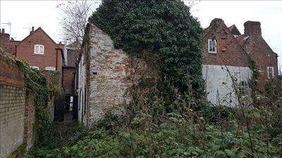 Residential Development Commercial for sale in Rear of 38 North Bar Within, Beverley, HU17 8DL