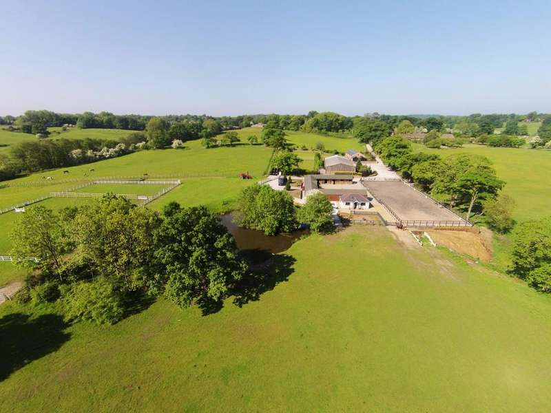 6 Bedrooms Equestrian Facility Character Property for sale in Lower Gadhole Farm