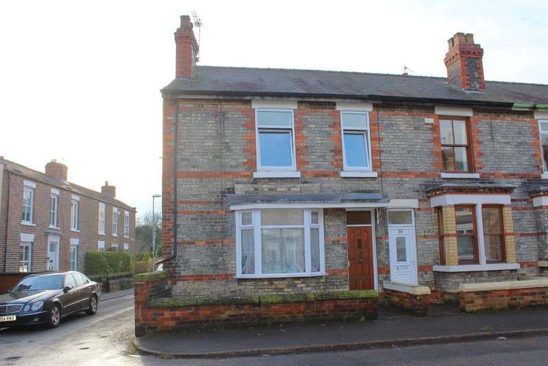 3 Bedrooms End Of Terrace House for sale in Newport Avenue, Selby